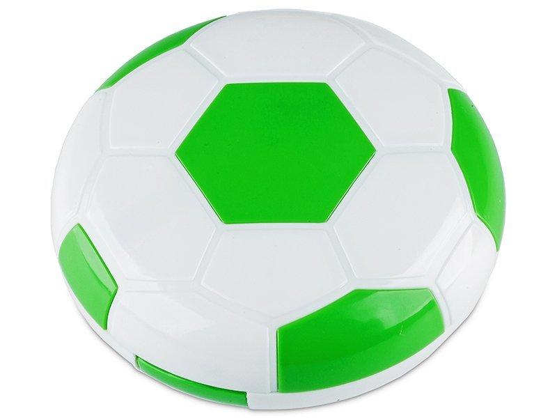 Kazeta Futbalová lopta - zelená  - Kazeta Futbalová lopta - zelená