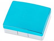 Príslušenstvo k šošovkám - Elegantná kazeta - modrá