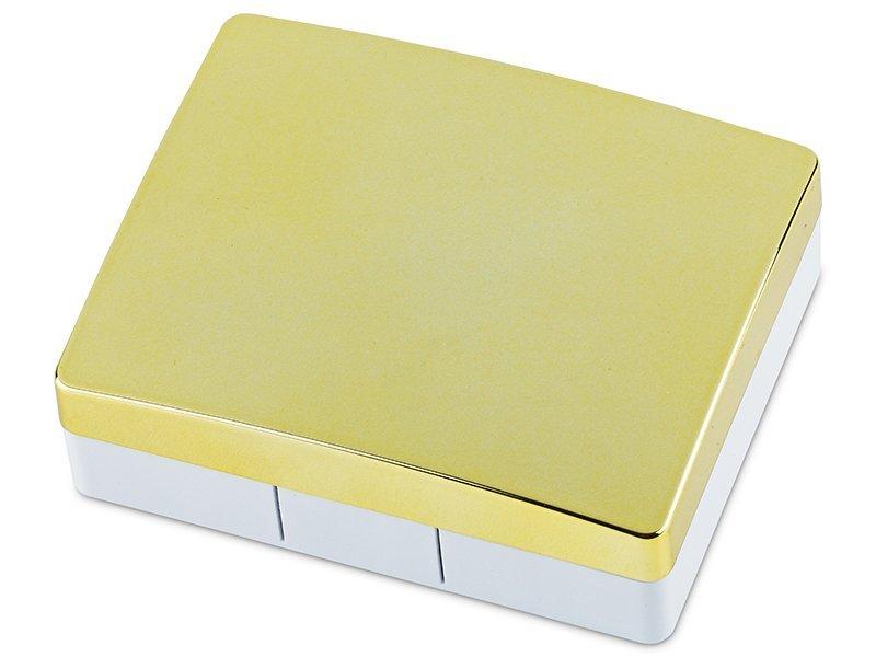 Elegantná kazeta - zlatá  - Elegantná kazeta - zlatá