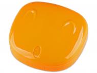 Puzdra a kazetky - Kazeta Face - oranžová