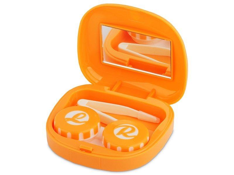 Kazeta Face - oranžová  - Kazeta Face - oranžová