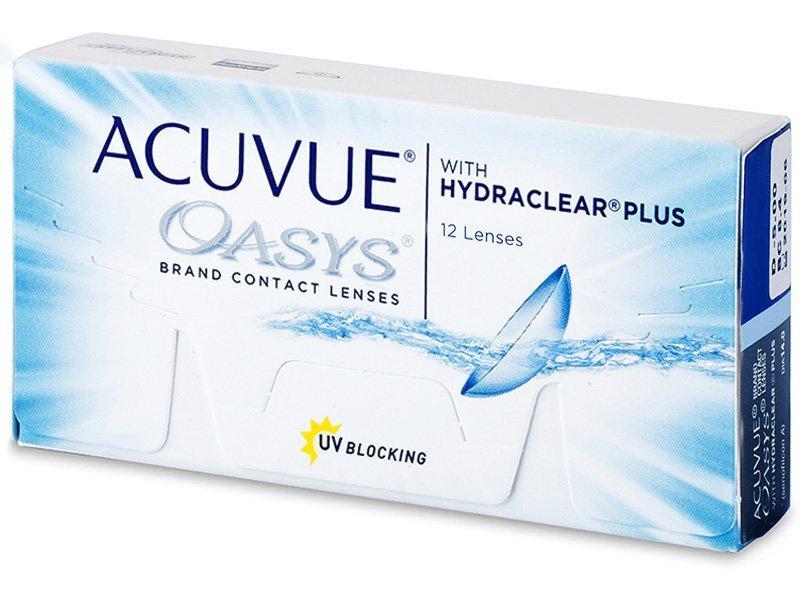 Acuvue Oasys (12šošoviek) - Štrnásťdenné kontaktné šošovky