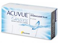 Kontaktné šošovky lacno - Acuvue Oasys (24 šošoviek)