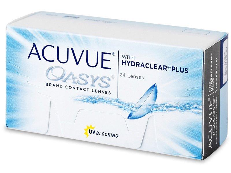 Acuvue Oasys (24 šošoviek) - Štrnásťdenné kontaktné šošovky