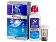 Kontaktné šošovky Alcon - AO SEPT PLUS HydraGlyde 90ml