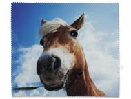 Príslušenstvo - Čistiaca handrička na okuliare - kôň