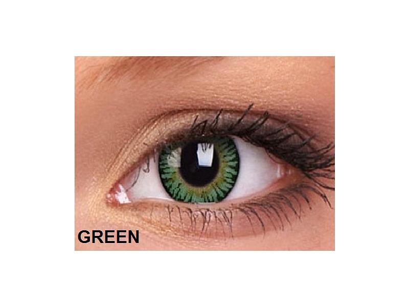 ColourVUE - 3 Tones (2šošovky) - Green
