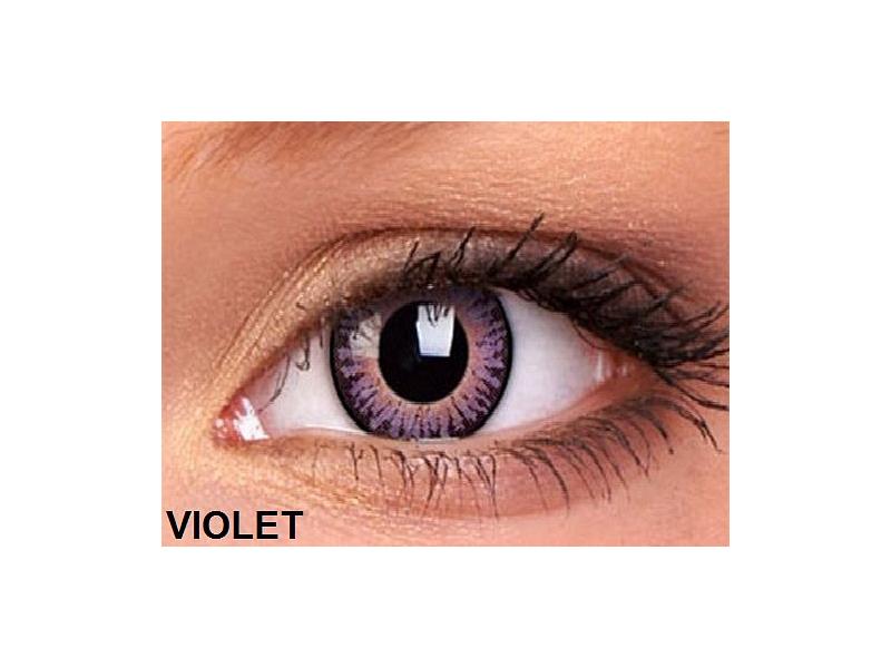 ColourVUE - 3 Tones (2šošovky) - Violet