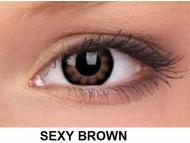 ColourVUE - BigEyes (2šošovky) - Sexy Brown