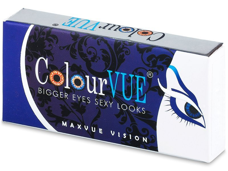 ColourVUE - Glamour (2šošovky) - Coloured contact lenses