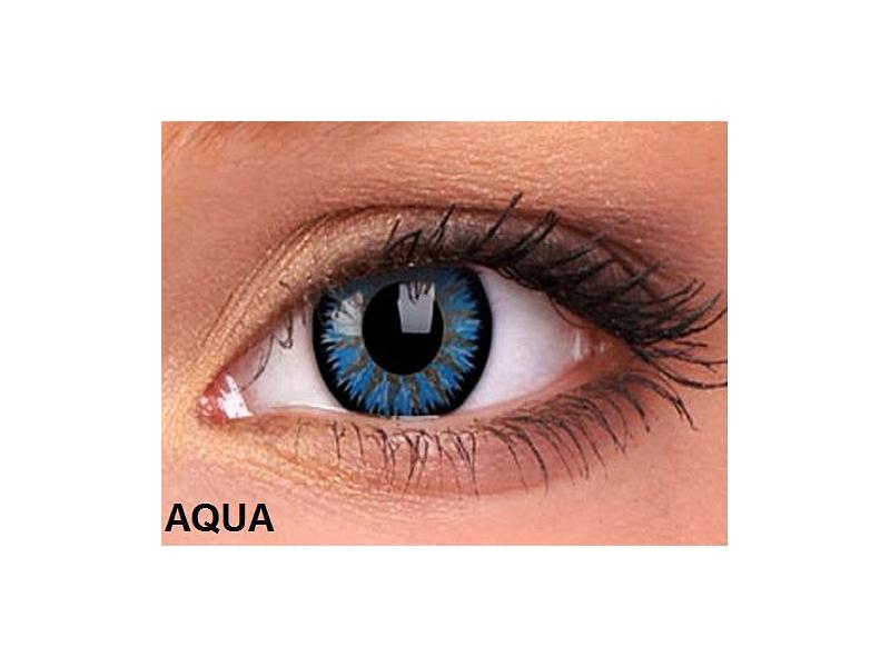 ColourVUE - Glamour (2šošovky) - Aqua