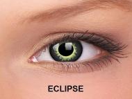 Crazy ColourVUE - nedioptrické (2šošovky) - Eclipse