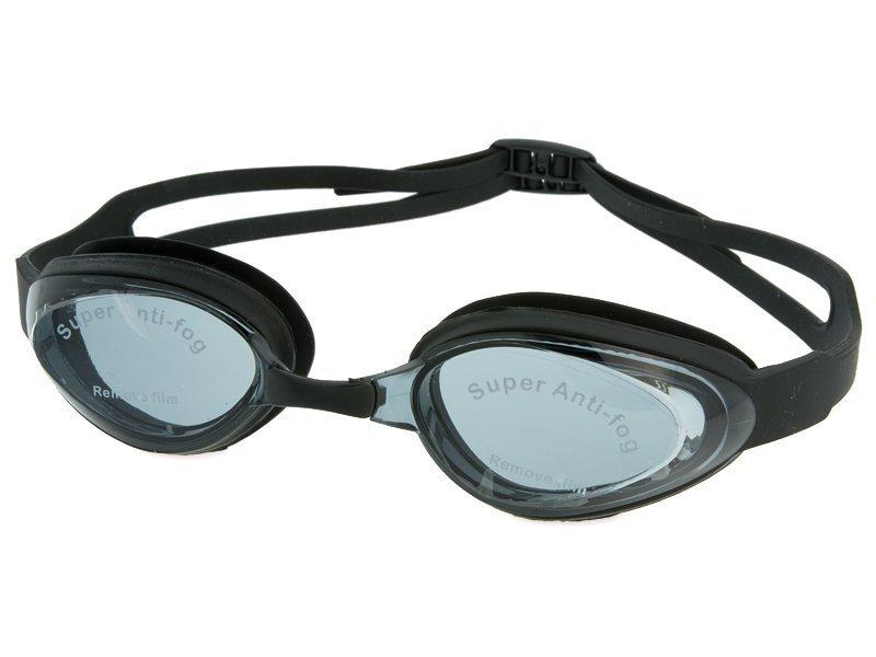Plavecké okuliare čierne  cb2b4161bcb