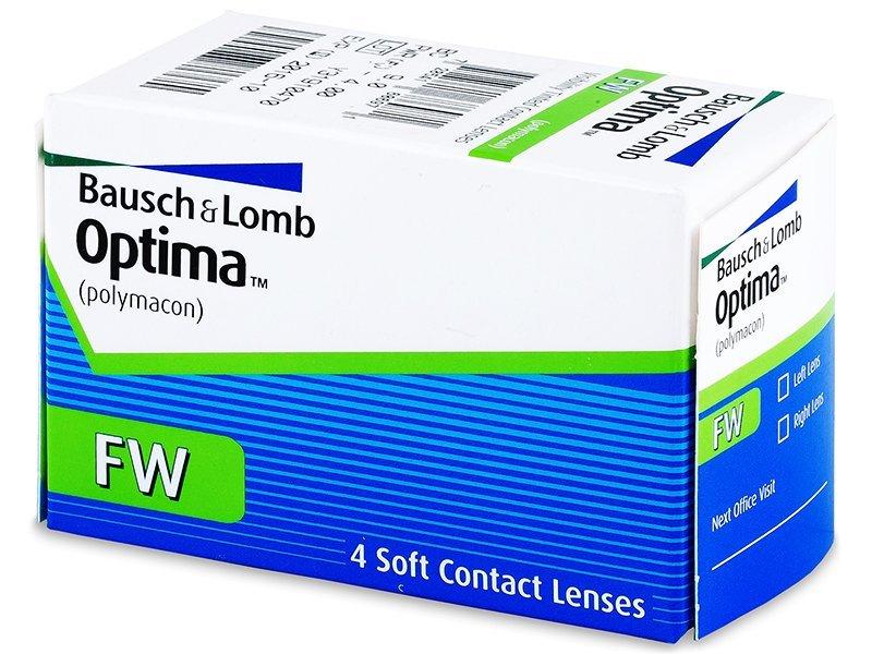 Optima FW (4šošovky) - Mesačné kontaktné šošovky
