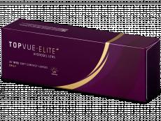 TopVue Elite+ (30 šošoviek) - Jednodenné kontaktné šošovky