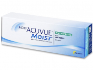 Kontaktné šošovky Johnson and Johnson - 1 Day Acuvue Moist Multifocal (30 šošoviek)