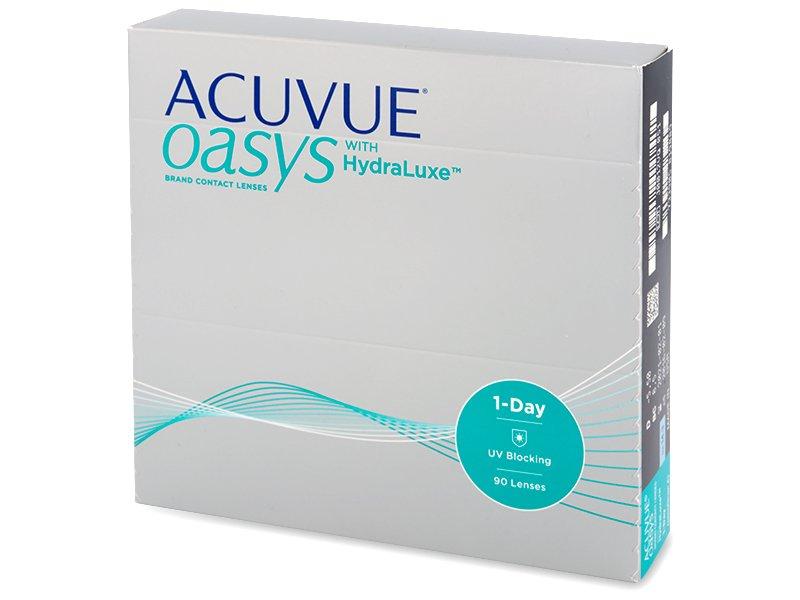 Acuvue Oasys 1-Day (90 šošoviek) - Jednodenné kontaktné šošovky