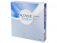 Kontaktné šošovky lacno - 1 Day Acuvue TruEye (90šošoviek)