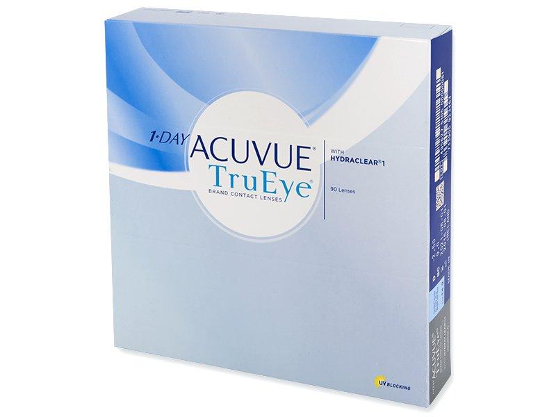 1 Day Acuvue TruEye (90šošoviek) - Jednodenné kontaktné šošovky