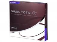 Kontaktné šošovky lacno - Dailies TOTAL1 Multifocal (90 šošoviek)