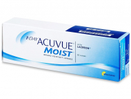 Kontaktné šošovky Johnson and Johnson - 1 Day Acuvue Moist (30 šošoviek)