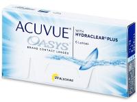 Acuvue Oasys (6šošoviek) - Štrnásťdenné kontaktné šošovky
