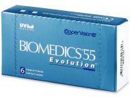 Biomedics 55 Evolution (6šošoviek) - Starší vzhľad