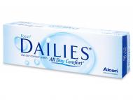 Jednodenné kontaktné šošovky - Focus Dailies All Day Comfort (30šošoviek)