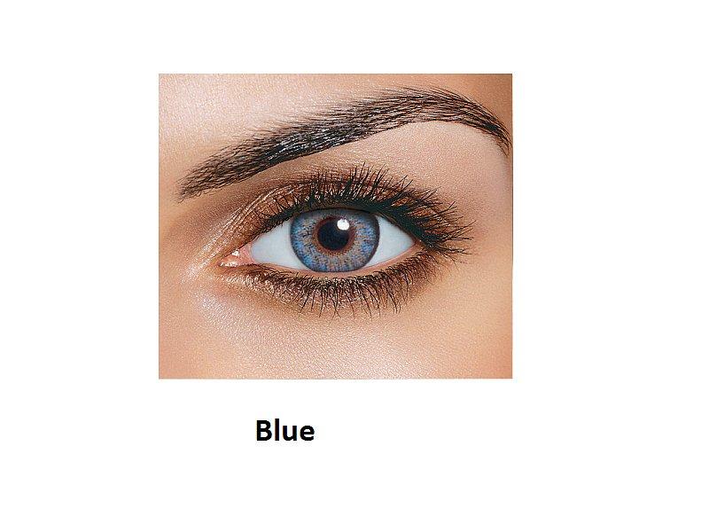 FreshLook ColorBlends  - dioptrické (2šošovky) - Blue