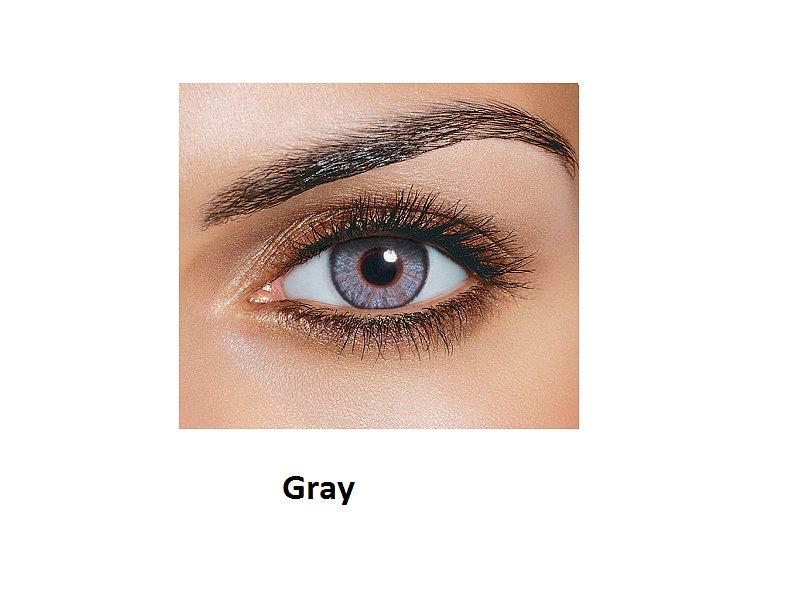 FreshLook ColorBlends  - dioptrické (2šošovky) - Grey