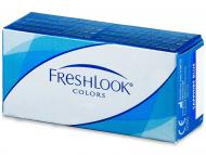 Kontaktné šošovky Alcon - FreshLook Colors - dioptrické (2šošovky)