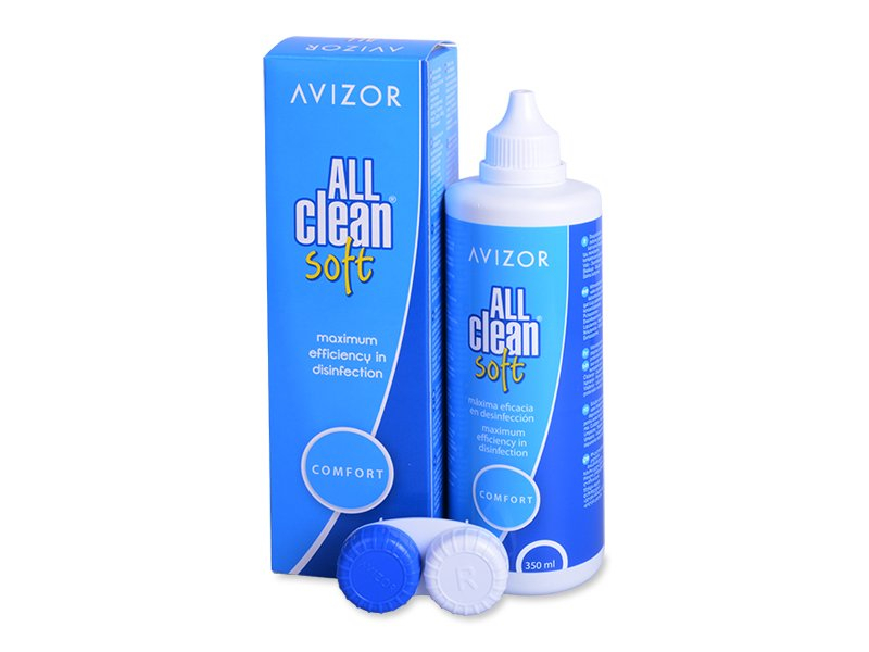 26aa37946 Roztok Avizor All Clean Soft 350 ml - Čistiaci roztok
