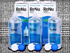 Roztok ReNu MultiPlus 3x360ml  - Výhodné trojbalenie roztoku