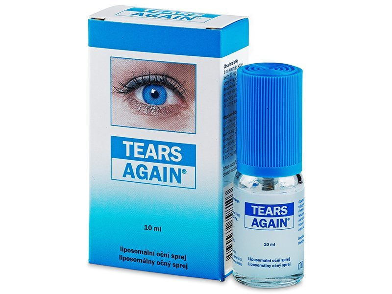 Očný sprej Tears Again 10 ml  - Eye spray