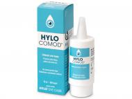 Očné kvapky - kvapky pre zvlhčenie očí - umelé slzy - Očné kvapky HYLO-COMOD 10ml