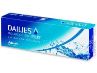 Dailies AquaComfort Plus (30šošoviek) - Jednodenné kontaktné šošovky
