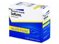 Kontaktné šošovky lacno - SofLens Multi-Focal (6šošoviek)