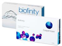 Biofinity (6šošoviek) - Starší vzhľad