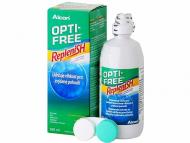 Roztoky na kontaktné šošovky - OPTI-FREE RepleniSH 300ml